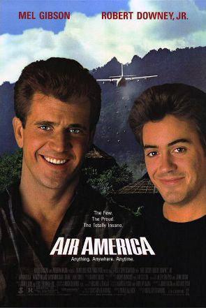 La locandina di Air America