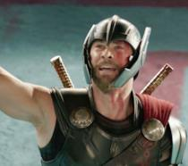 Logo di Thor: Ragnarok di Marvel Studios