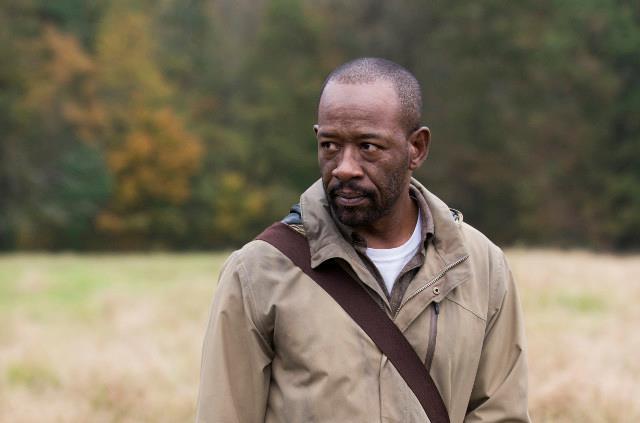 The Walking Dead: Morgan nell'episodio 6x15