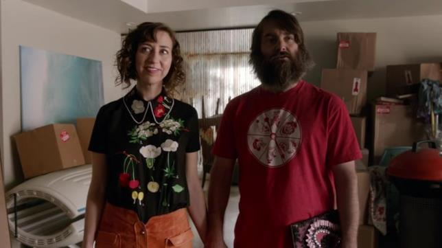 The Last Man on Earth scena della serie TV