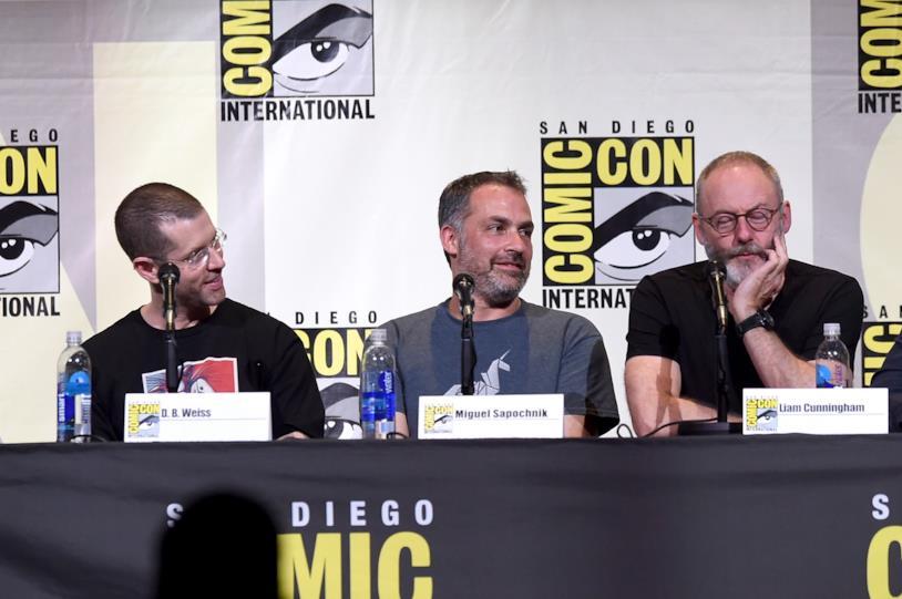 Sapochnik al Comic-Con di San Diego
