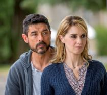 Paola Cortellesi e Alessandro Gassmann
