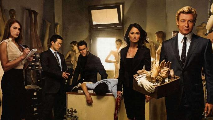 Il cast della serie TV The Mentalist