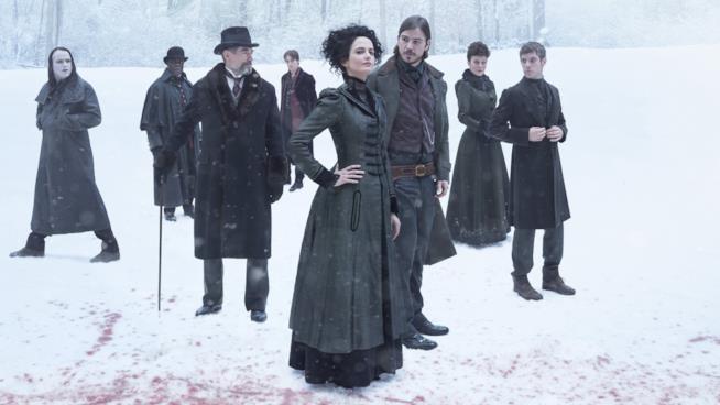 Una scena tratta dalla seconda stagione di Penny Dreadful