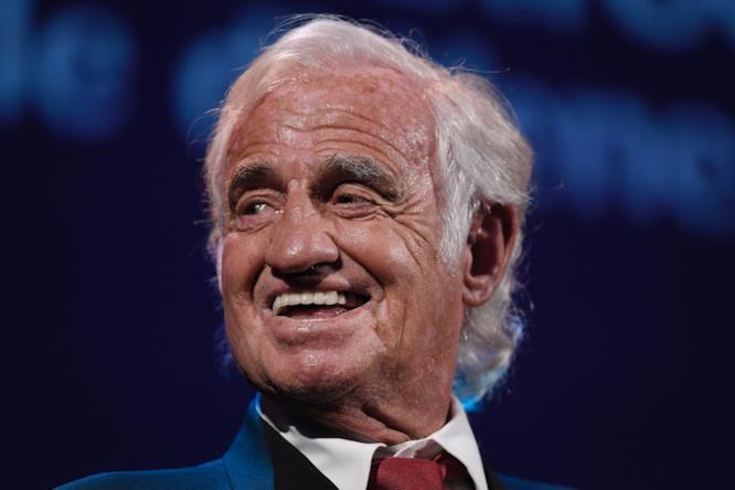 Jean-Paul Belmondo a Venezia 73