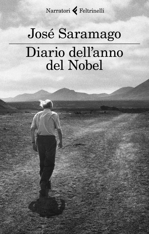 La copertina di Diario dell'anno del Nobel