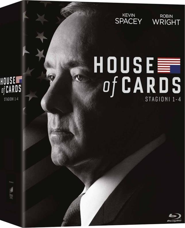 Cofanetto di House of Cards