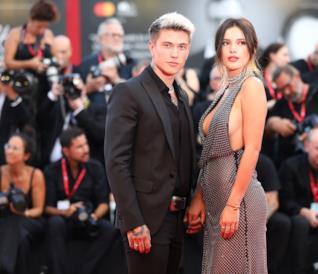 Bella Thorne e Benjamin Mascolo a Venezia 76