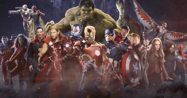 Il cast completo di Avengers: Infinity War