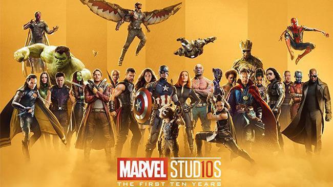 I primi 10 anni degli Studi Marvel al Lucca Comics & Games 2018
