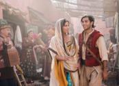 Una scena di Aladdin