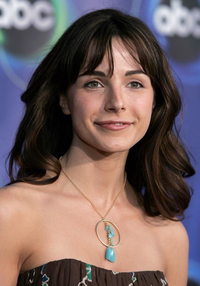 L'attrice Lisa Sheridan