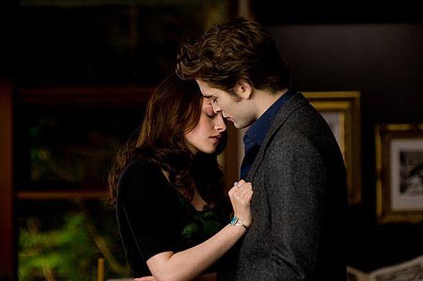 Bella ed Edward in New Moon