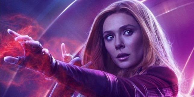 Elizabeth Olsen sarà Scarlet in Infinity War