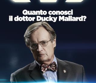 Quanto conosci il dottor Ducky Mallard?