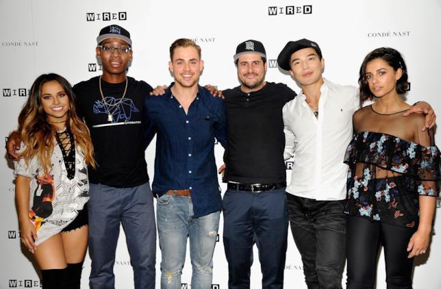 Gli attori che interpretano i nuovi Power Rangers