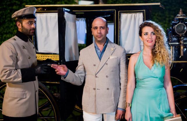 Azzurra Martino in una scena di Quo vado?