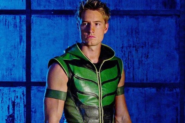 Justin Hartley interpreta Oliver Queen/Green Arrow in Smallville