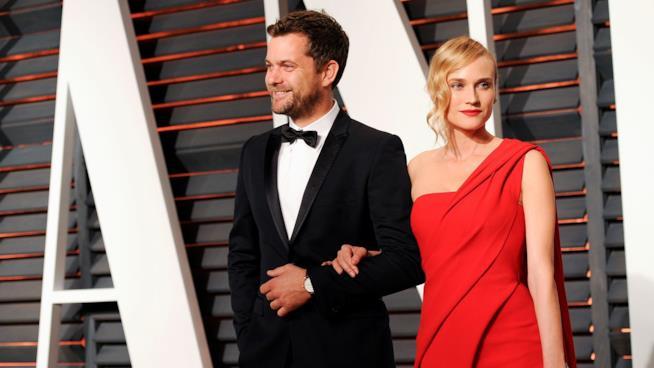 Joshua Jackson e Diane Kruger, ai tempi della loro relazione