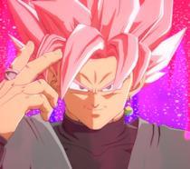 Goku Black in Dragon Ball FighterZ
