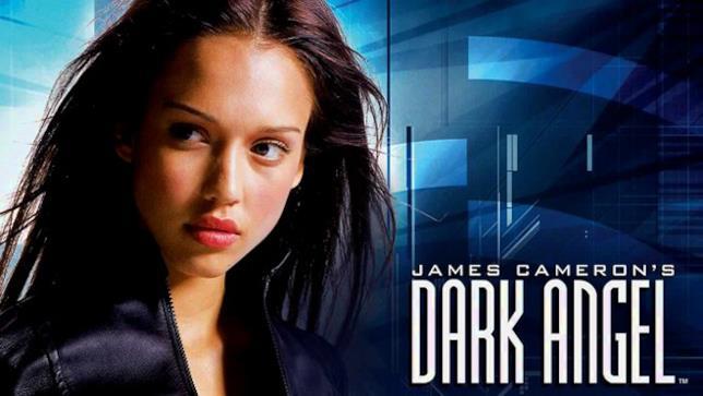 Jessica Alba in Dark Angel