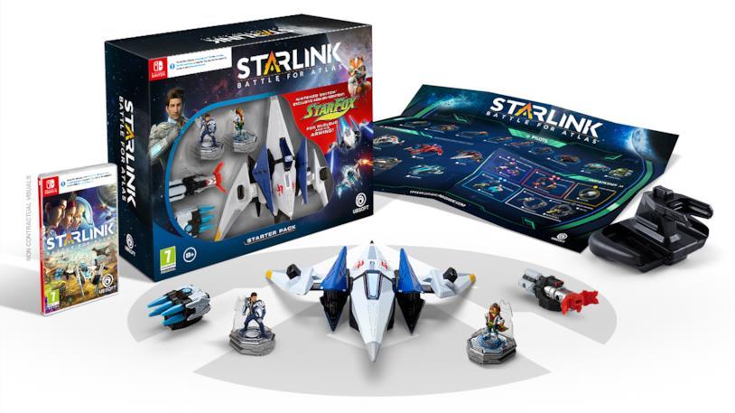Starlink: Battle for Atlas è disponibile su PC, Switch, PS4 e Xbox One