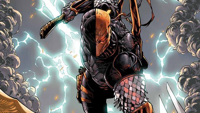 Deathstroke nei fumetti