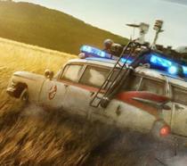 Il poster di Ghostbusters: Legacy