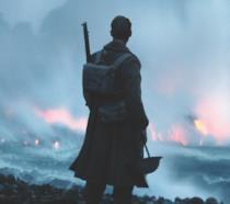 Un dettaglio della copertina del libro Dunkirk