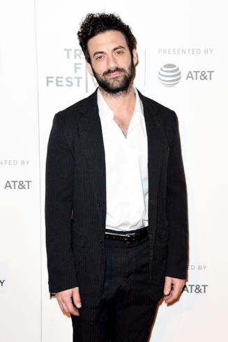 L'attore Morgan Spector