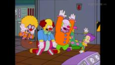 Homer il clown