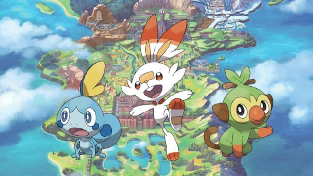 Pokémon Spada e Scudo sono le due nuove avventure RPG della serie