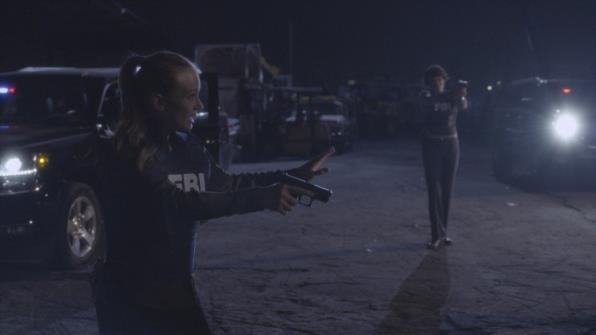 JJ e Tara Lewis gestiscono la situaizone