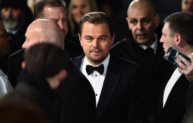 Leonardo DiCaprio vince un BAFTA Award 2016 come miglior attore