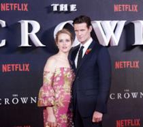 The Crown: Claire Foy pagata meno di Matt Smith