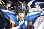 Pegasus Tenma, Ade e Atena in Lost Canvas