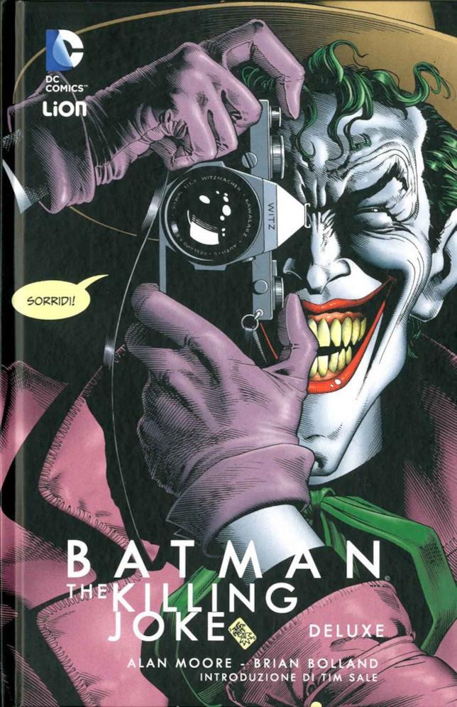 Primo piano di Joker