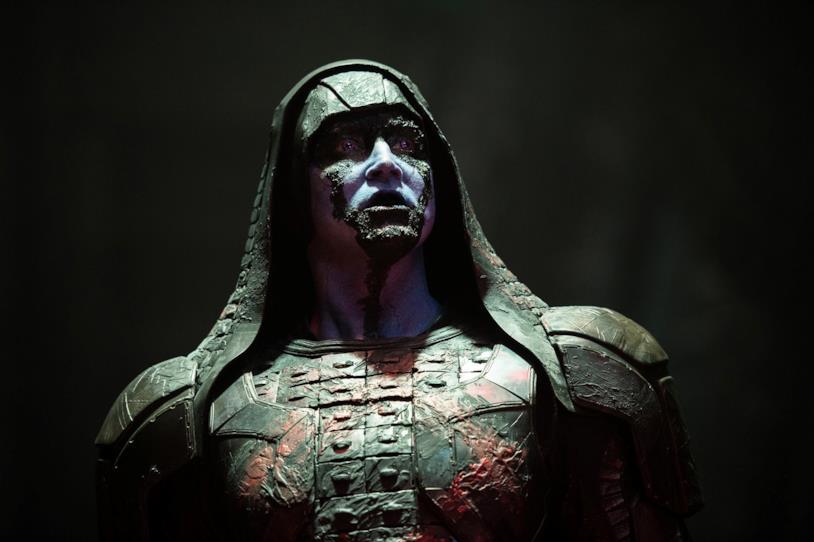 Lee Pace come Ronan in Guardiani della Galassia