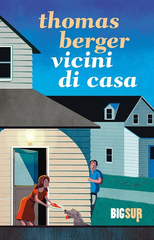 La copertina di Vicini di casa