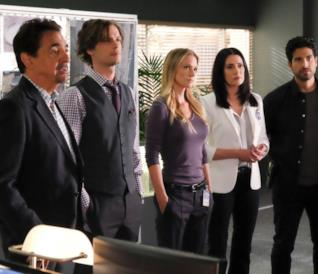 Parte del cast che vedremo in Criminal Minds 13