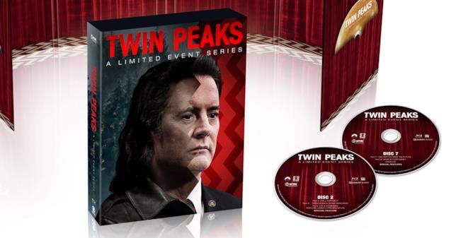 Twin peaks kyle maclachlan non esclude una quarta stagione for No frost significato