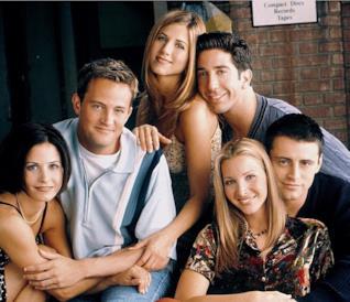 Friends: il cast