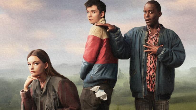 Torna la seconda stagione di una serie esplosiva, Sex Education, che racconta con intelligenza e iro