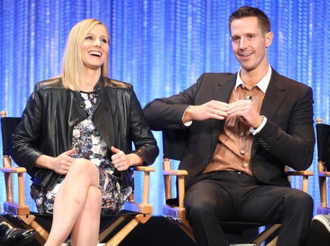 Jason Dohring e Kristen Bell di nuovo insieme nel revival di Veronica Mars