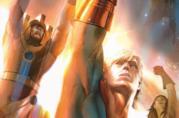 Dettaglio della cover di Eternals #7