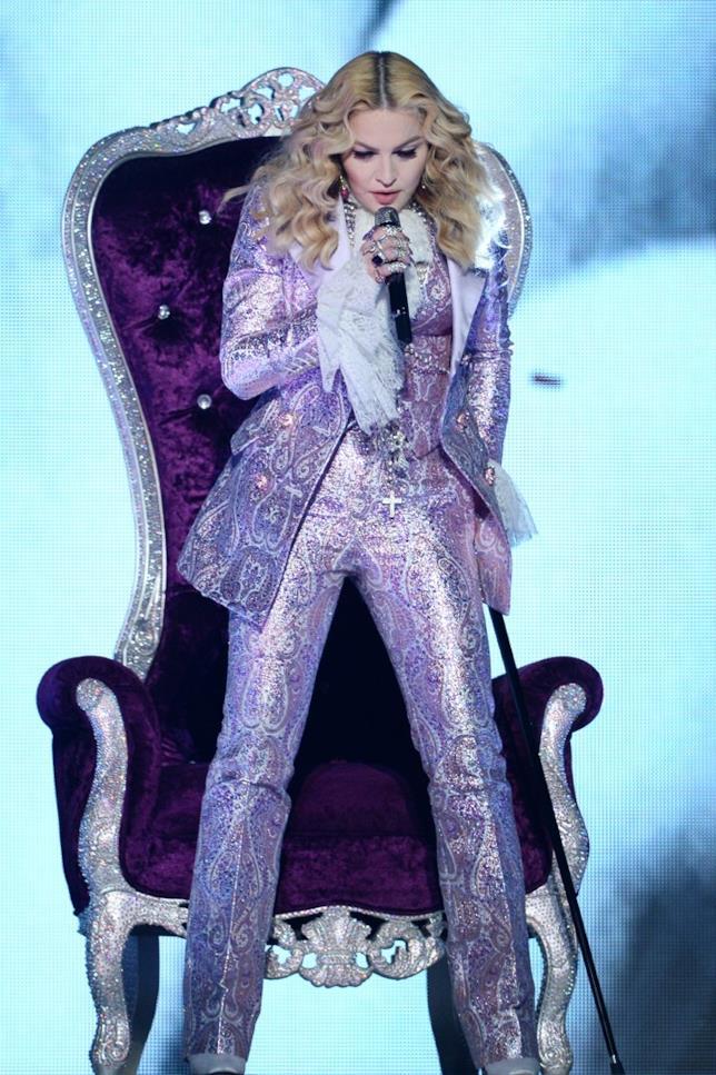 Madonna ai Billboard Music Awards 2016