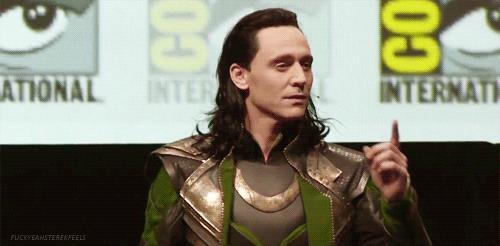 Le parole di Loki meritano di essere ascoltate nel più religioso dei silenzi