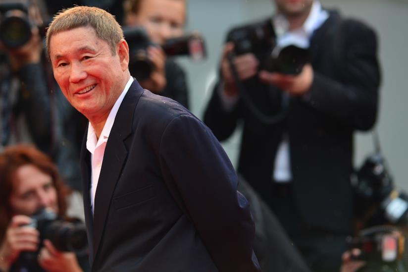Takeshi Kitano, attore e regista giapponese