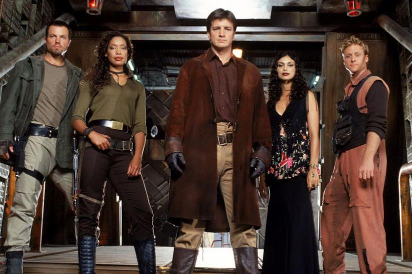 Firefly: il cast della serie di Joss Whedon
