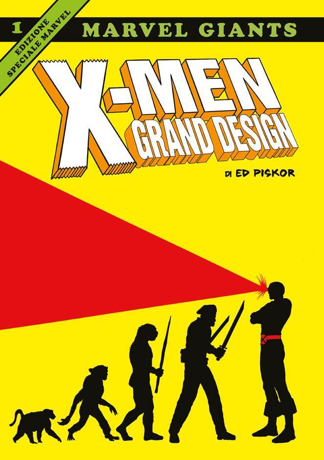 X-Men Grand Design volume 1